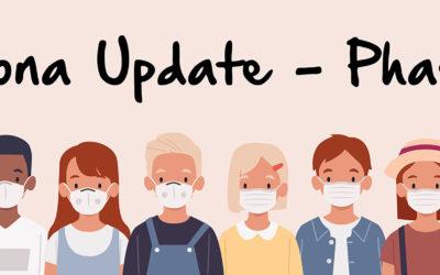 Corona Update – Schulöffnung Phase 2